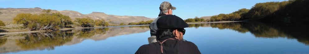 Flotadas Chimehuin – Patagonia Argentina
